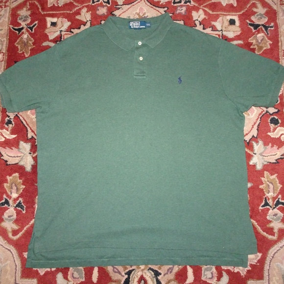 Polo by Ralph Lauren Other - Polo by RL Polo Shirt | Heather Green Camo | XXL